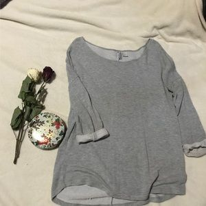H&M 3/4 Sleeve Sweater